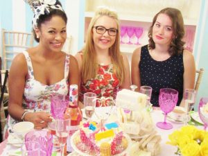 Hen Party Ladies Afternoon Tea