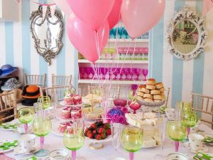 Bridal Shower Afternoon Tea Party Venue London