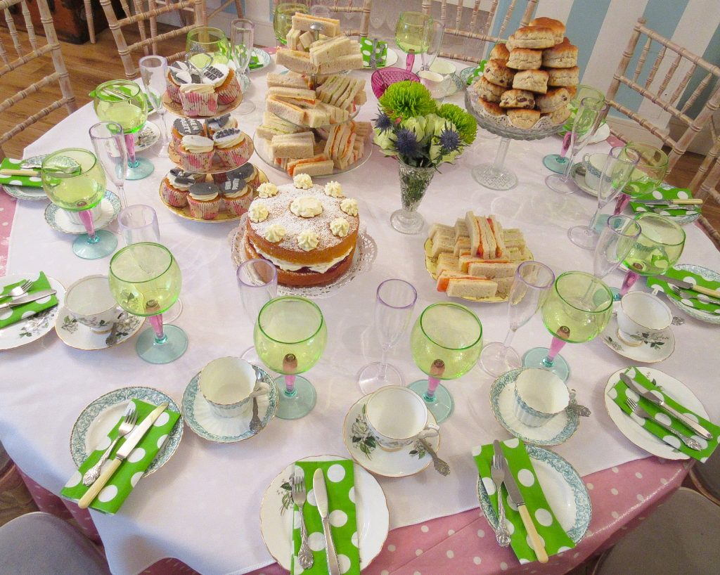 Booking Our Private Tea Party Venue In London For Hen