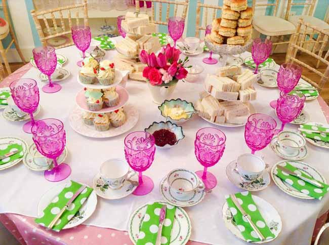 30th Tea Party