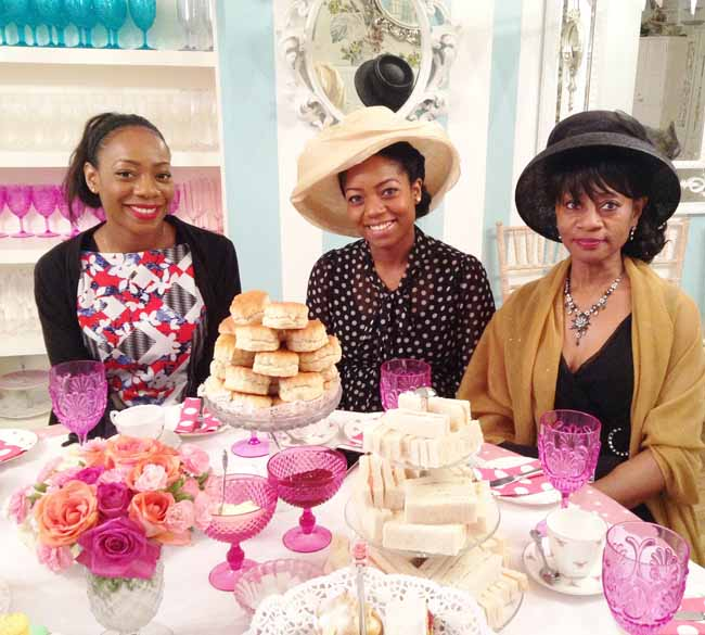 Hen Party Tea Party Afternoon Tea