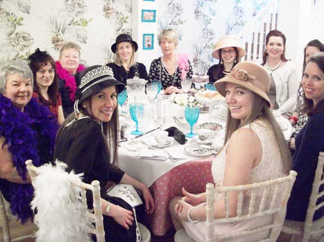 Hen Party Tea Party Kentish Town