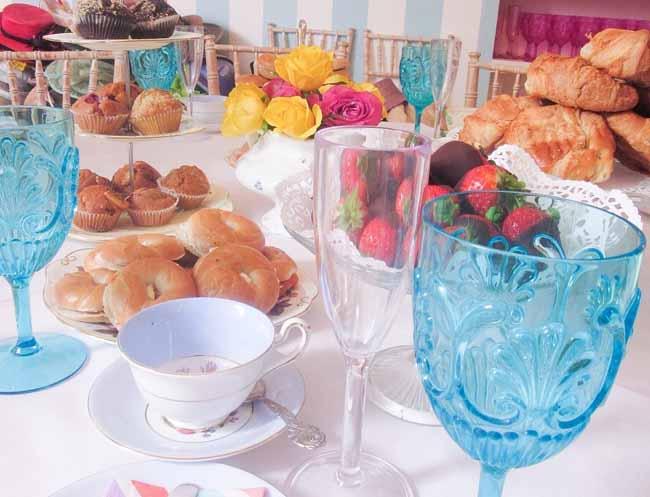 Rise Shine Brunch Tea Party