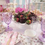birthday private tea party